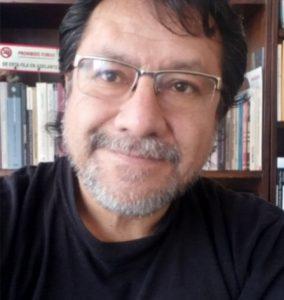 Pablo Salgado periodista y es escritor